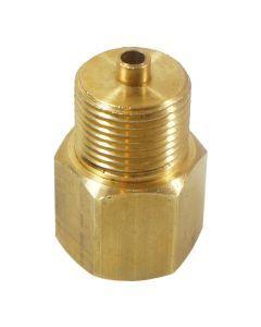 Redukcja do manometru 1/2″ Z  - M20×1,5 W
