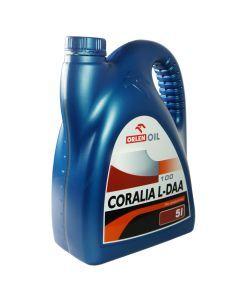 Olej do sprężarek tłokowych CORALIA L-DAA 100  5 litrów