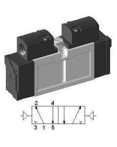 Pneumatyczny zawór ISO SIP220