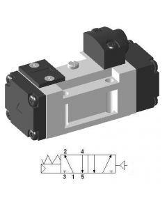 Pneumatyczny zawór ISO SIP411