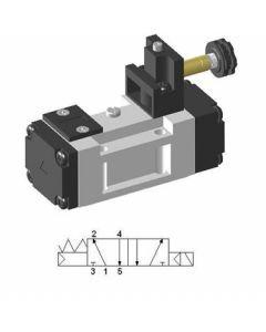 Zawór ISO SIV411