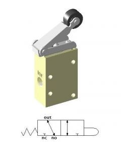 Zawór mechaniczny YMV310-1RP