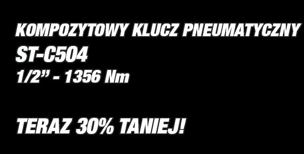 Wkrętarka pneumatyczna CPFH080 25% taniej!