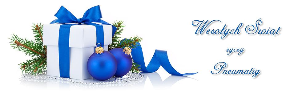 Wesołych Świąt życzy Pneumatig!